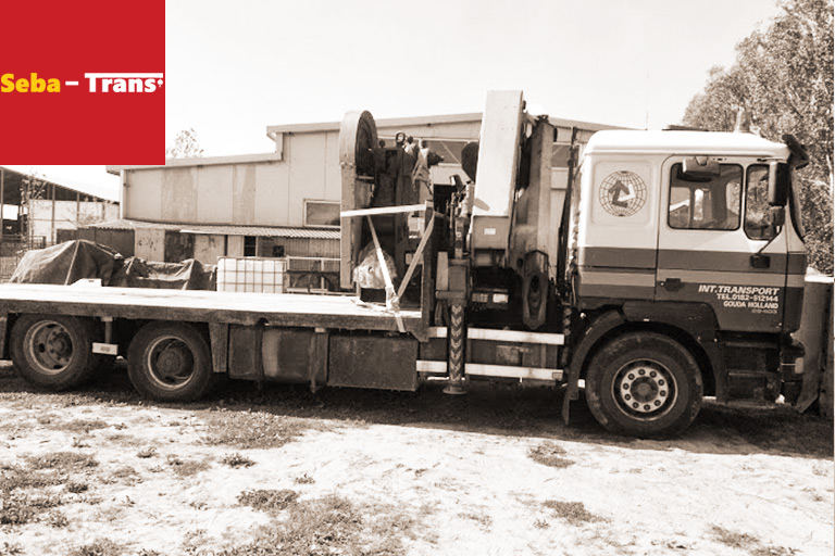 Transport HDS od Seba-Trans usługi hds pojazd hds