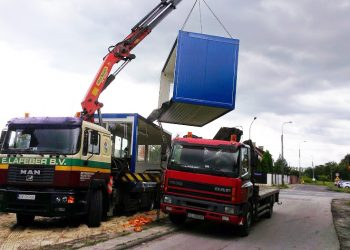 Transport HDS od Seba-Trans