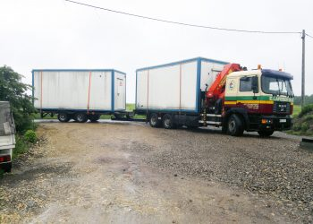 Seba-Trans | Transport HDS kontenerów