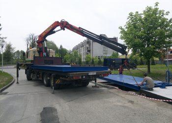 Usługi dźwigowe Częstochowa HDS od Seba-Trans